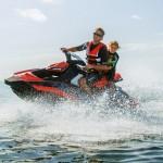 sea-doo, spark, moto aquática, 2017, 2 up, jet, jetski