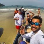 Galera da Jet ABC curtindo a #VidaBoa com a Casarini