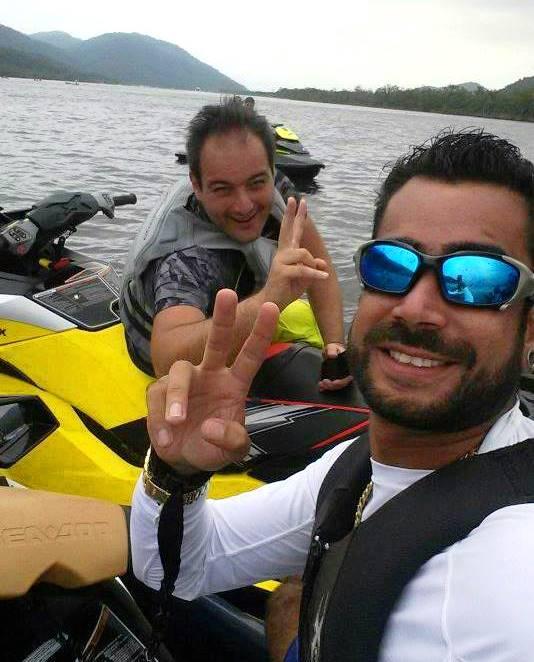 #VidaBoaSeaDoo com a Casarini no Guarujá