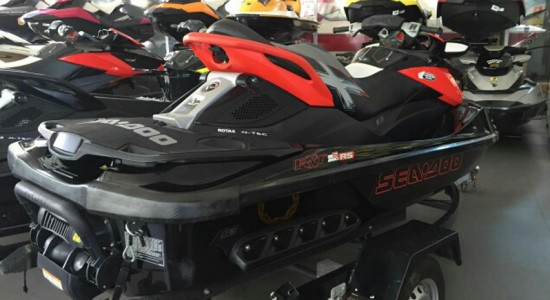 moto aquática, jet ski, sea-doo, RXTX, as, 260, usados, casarini, downtown