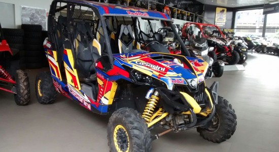 can-am, maverick, max, 1000, x rs DPS. usado, casarini