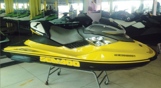 Sea-Doo, RXP, 215, Supercharged, jet, usado, Casarini, Beach