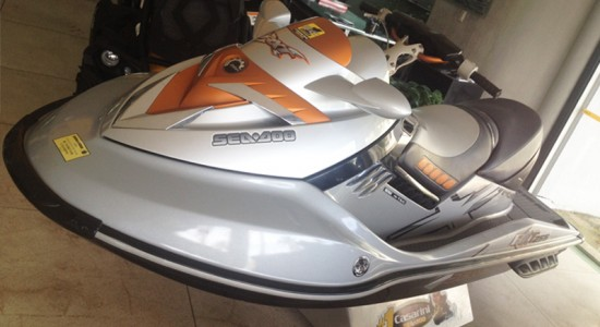 Sea-Doo, RXT-X, Supercharged, 255 HP, jet, usado, Casarini, Beach