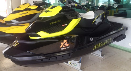 Sea-Doo, RXT-X aS, jet, usado, Casarini, Beach