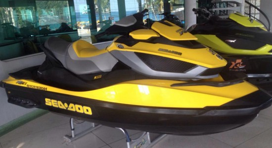 jet, Sea-Doo, RXT iS 260, usado, Casarini, Beach