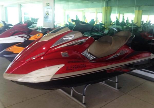 jet, Yamaha, FX Cruiser, SHO, usado, Casarini, Beach