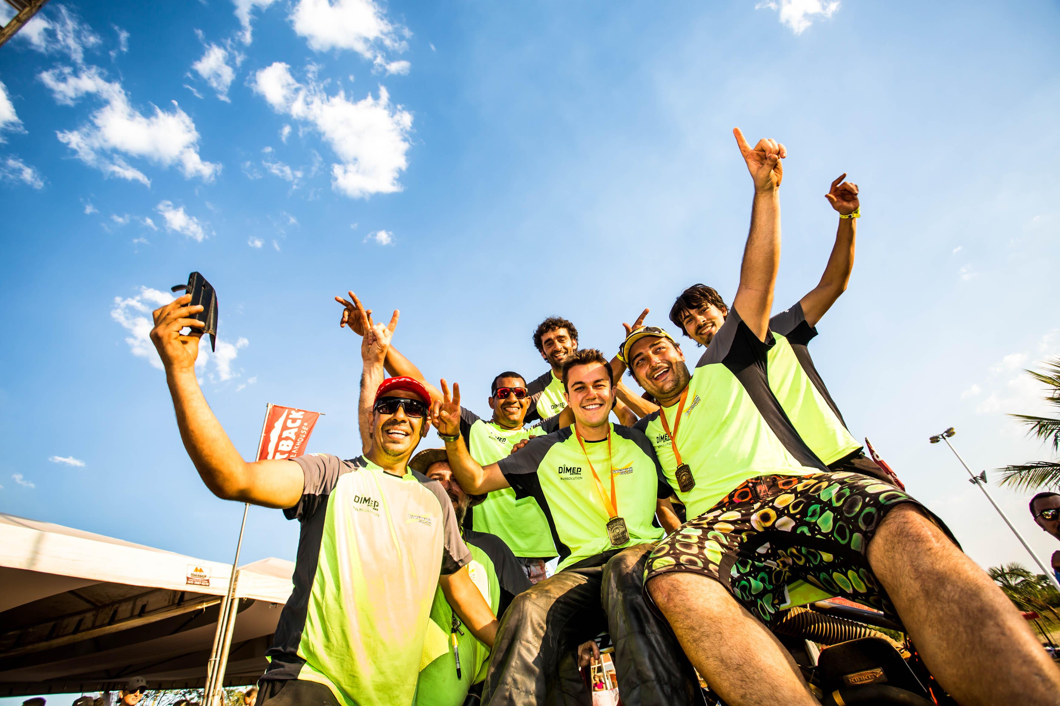 Casarini Racing - nossa equipe nota 10! Foto: Ricardo Leizer