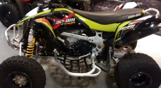 Can-Am DS 450 X, usado, Casarini, Airport