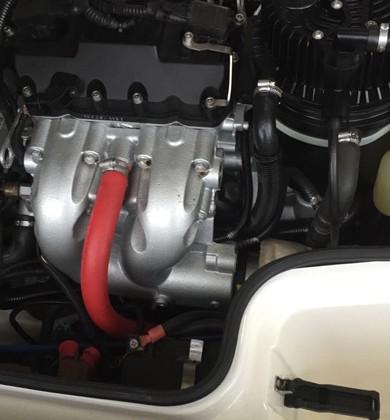 Barco inflável Williams Turbojet 285