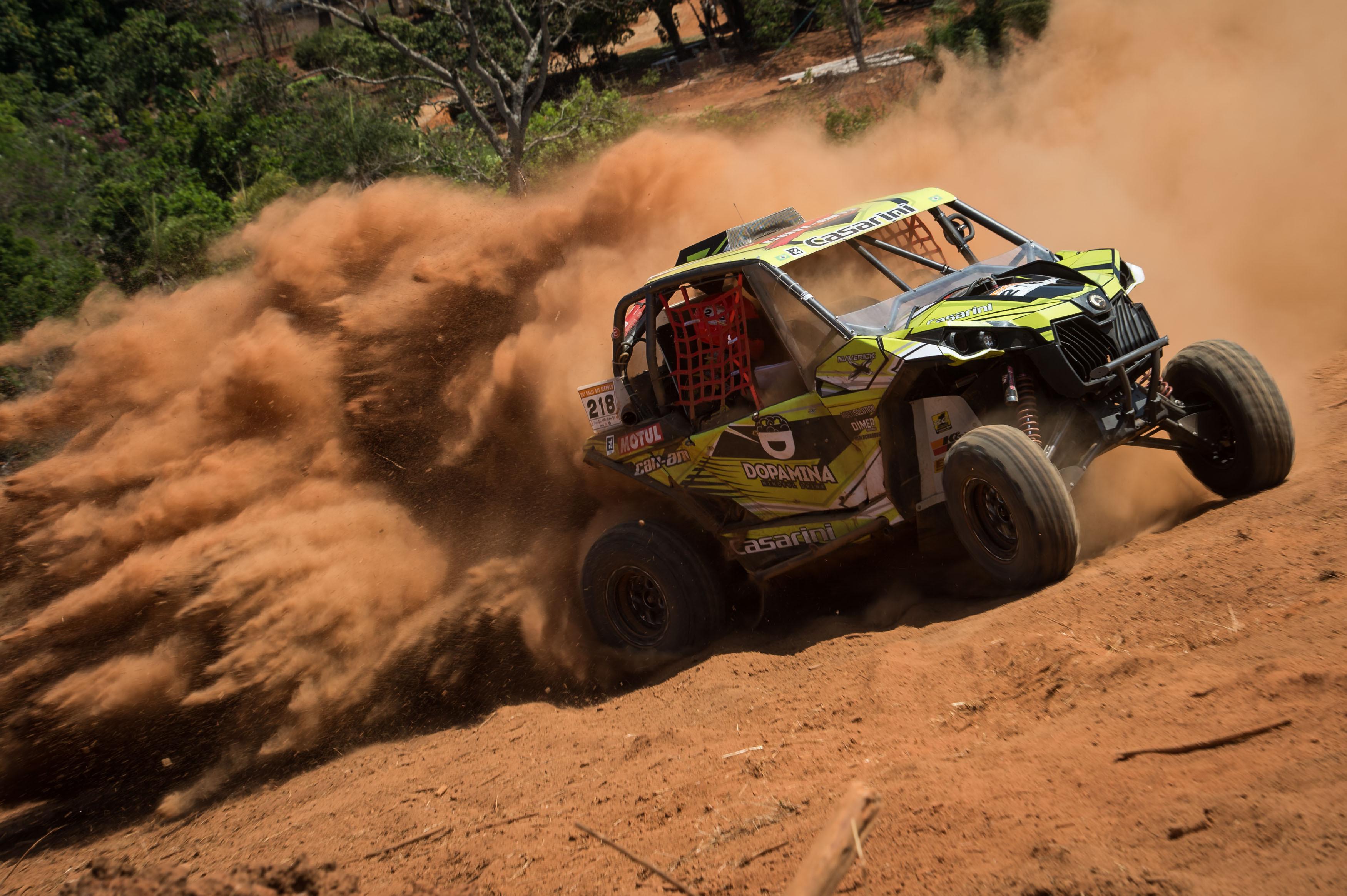 UTVs viraram febre e representam a categoria que mais cresce nas competições off-road do país.