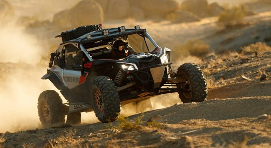 Can-Am Maverick X3 Xrs Turbo R 2019