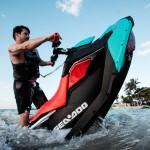 sea-doo, spark, trixx, moto aquática, 2017, 2 up, jet, jetski