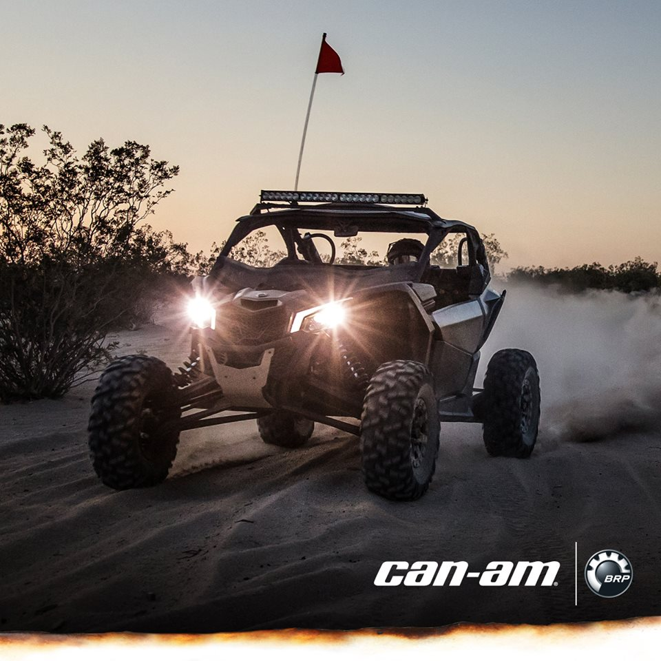 Novo Can-Am Maverick X3 X rs Turbo R de 172HP