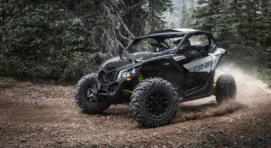 Maverick X3 turbo 120hp Casarini