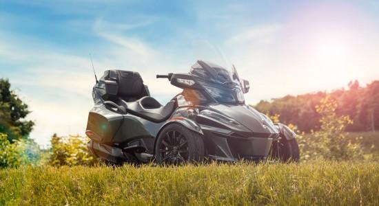 Can-Am Spyder RT Ltd 2019